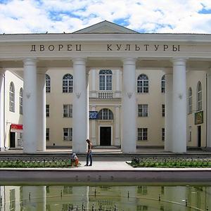 Дворцы и дома культуры Жирновска