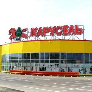Гипермаркеты Жирновска