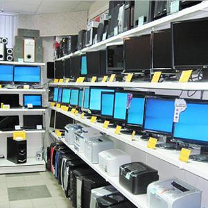 Компьютерные магазины Жирновска