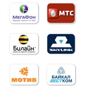 Операторы сотовой связи Жирновска