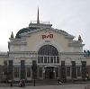 Железнодорожные вокзалы в Жирновске