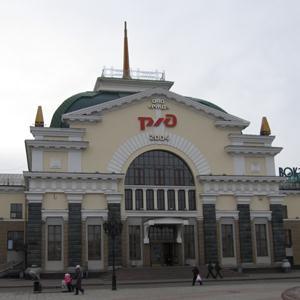 Железнодорожные вокзалы Жирновска